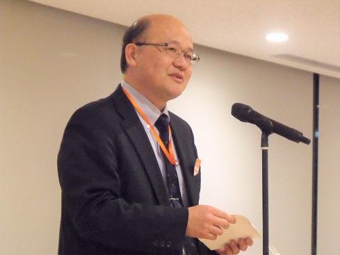 佐々木信也・実行委員長