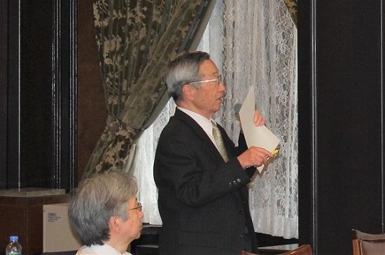 田中ISO/TC123平軸受国内委員会委員長