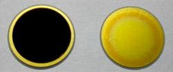開発した活性酸素検出モニター用の水晶素子