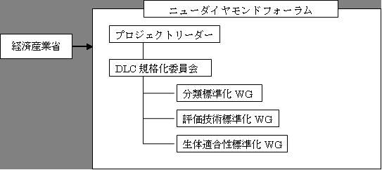NDF「DLC標準化の事業実施体制」