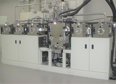 ナノテック「HiPIMS法によるRoll to RollのDLC成膜装置」
