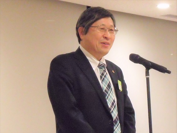 岸本喜久雄・日本機械学会会長