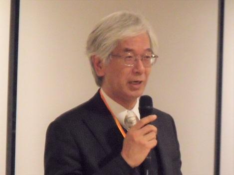 山本 誠・大会委員長