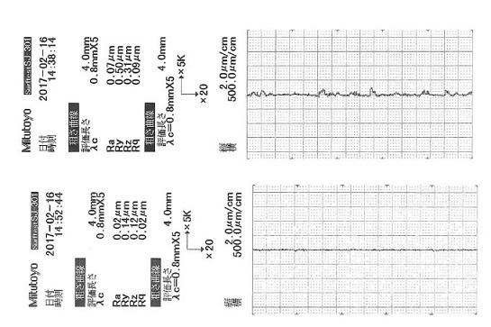 ヤマシタワークス「UBMS法によるDLC膜の面粗さ向上」