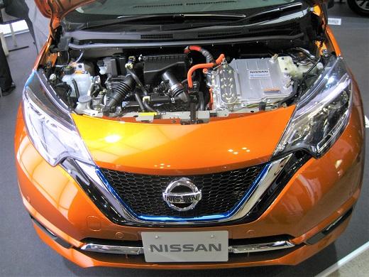 日産自動車「NOTE e-POWER」
