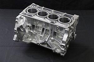 日産自動車「ミラーボアコーティングを採用した新型4気筒エンジン」