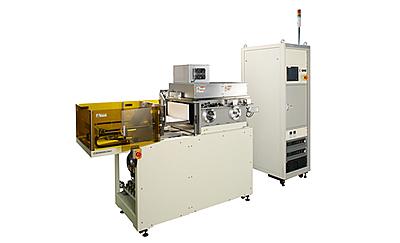 島津製作所「高速スパッタリング装置」: 島津製作所の高速スパッタリング装置