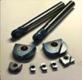 高硬度材加工工具用被膜『DH1』