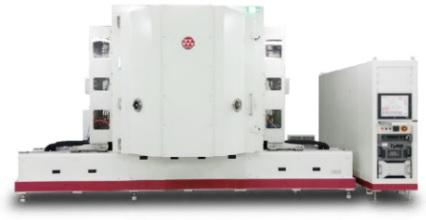 Univac社のAR/AF用スパッタリングシステム「STP-1650」: Univac社のAR/AF用スパッタリングシステム「STP-1650」