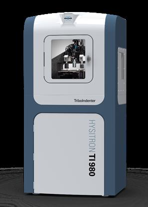 ブルカーナノ表面計測事業部「Hysitron TI980 TriboIndenter」